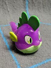 My Little Pony The Movie FIM Seaquestria Seapony Puffer Fish Spike Dragon Figure