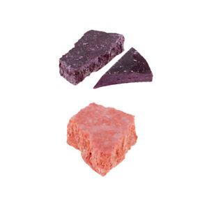 2x Candle Dye Pigment Chips Spezielle Pflanzenwachskerze, die Purpur /
