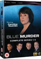 Nuovo Blu Murder Serie 1 A 5 Collezione Completa DVD