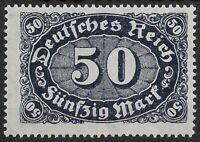 Queroffset MiNr. 246a mit Handbuchplattenfehler Nr. 7 + 8 postfrisch