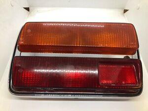 Fiat 124 BC 2nd Series Coupe Left Tail Light Links Rücklicht