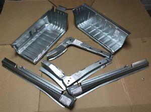 TRANSIT MK6 MK7 2000 - 2012 DOOR SILL/ INNER SILL/ FRONT DOOR STEP/FOOT WELL KIT