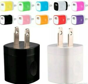 3-PACK USB Wall Charger AC Power Adapter Universal 🇺🇸 U.S. seller.
