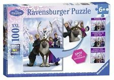 Ravensburger Puzzle 100 Share Disney Frozen Icy Differences From 6 Years