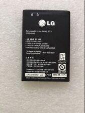 1xNew BL-44JN Battery For LG Optimus Zone E400 Optimus L3 E400 L5 E612 1500mAh