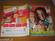 TV SORRISI E CANZONI=2005/50=MASSIMO BOLDI=CHRISTIAN DE SICA=PUPO=CADEDDU E.=