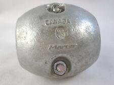 "Martyr Anodes - Canada Metal Zinc Shaft Metric 25MM CMX25 or 1"""