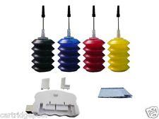 USB Chip resetter+refill pigment ink for Epson T044 60 68 69 88 cartridge 120ml