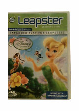 Leapster 2 Disney Fairies Learning Game, NEW SEALED