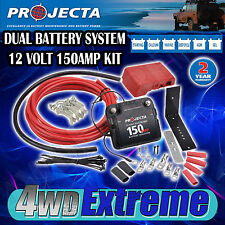 PROJECTA DBC150K DUAL BATTERY SYSTEM KIT 12VOLT 150 AMP ISOLATOR CARAVAN
