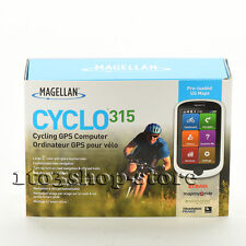 Magellan Cyclo 315 GPS Cycling Computer Biking Speedometer w/Heart Rate Monitor