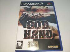 "Gioco PS2 ""God Hand"" Capcom - SLES_54490 - Ed. ITA Game Multi-5 Man. ITA  SPA"