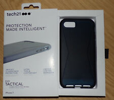 Genuine Tech21 Evo Tactical Military Drop Protection Case Cover Iphone 7 8 - NEW