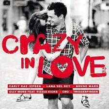 Crazy In Love - Various - 3 CD - Neu / OVP