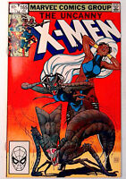 Uncanny X-Men #165 Marvel 1983 VF+ Bronze Age Comic Book 1st Print