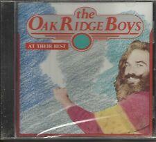 The Oak Ridge Boys, Oak Ridge Boys - At Their Best [New CD]