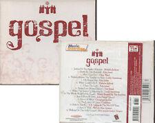 Gospel COMPILATION Mahalia Jackson Etta James Louis Armstrong CD