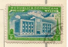 Dominican Republic 1945 Early Issue Fine Used 9c. 168454