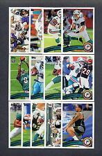 2011 Topps Football Miami Dolphins TEAM SET (13) Cards