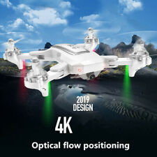 4K HD folding optical flow drone dual camera 15 minute quadcopter