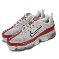 Nike Wmns Air Vapormax 360 Grey Red Womens Running Shoes Max Sneakers CK2719-001
