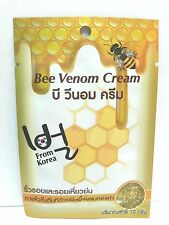 FUJI Bee Venom Cream For Reduce Wrinkles and Fine Lines Immediate Face Firm 10g