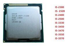100% WORKING Intel Core i5 2500 i5-2500 3.3ghz 95W Processor CPU LGA1155