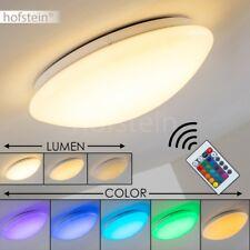 RGB LED Farbwechsler Decken Flur Lampe Kinder Zimmer Leuchte Fernbedienung  15 W