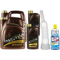 12L PEMCO Automatikgetriebeöl iMATIC 420 ATF IID Gear Öl inkl. Auslaufschlauch