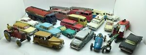 Dinky Supertoys & Corgi mixed lot