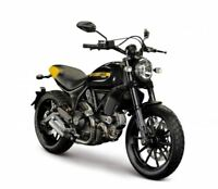 DUCATI SCRAMBLER 800 WORKSHOP SERVICE REPAIR MANUAL ON CD 2015 - 2018