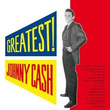 Johnny Cash - Greatest! Sun Records - SEALED NEW! 180g import LP