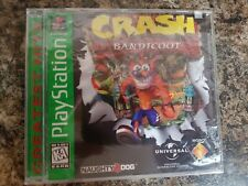 *sealed*Crash Bandicoot (Sony PlayStation 1, 1996)