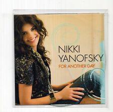 (JC119) Nikki Yanofsky, For Another Day - 2010 DJ CD