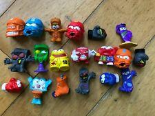 Lot of 19 ZURU SMASHERS Mini Figures
