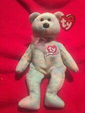 New Ty Original Beanie Babies Celebrate 15 year Anniversary Bear ~ Mint Mwmt