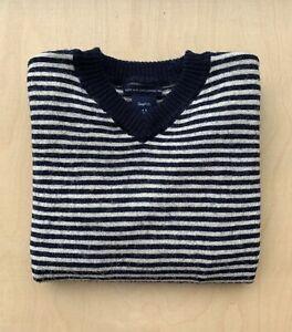 Baby Gap 100% Merino Wool V-neck Jumper Age 4 - 5