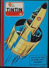 Reliure Recueil Album Tintin Belge 34 TTBE+ RARE!