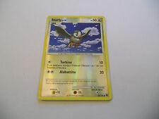 POKEMON CARDS: 1x TCG HOLO REVERSE Starly LIV.10-Majestic Dawn-75/100-ITA x1