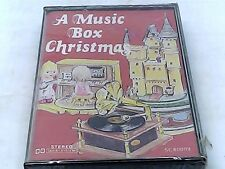 A Music Box Christmas - Cassette - SEALED