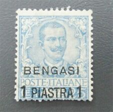 nystamps Italy Offices Abroad Bengasi Stamp # 1 Used $160   J15x3074