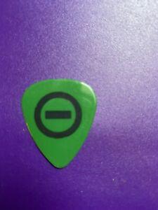 Type O Negative Tour Guitar Pick Peter Steele Life of Agony