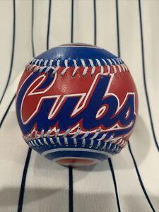 Spinneybeck Leather Baseball Chicago Cubs 1994 Souvenir Collectible Ball