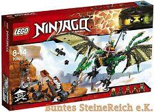 LEGO® Ninjago: 70593 Der Grüne Energie-Drache & 0.-€ Versand & OVP & NEU !