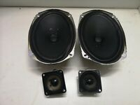 Lautsprecher x 4 Nissan 370Z  Z34 BOSE Speakers Set Upgrade