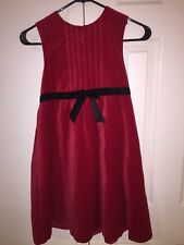 Girls Holiday Christmas Party Dress Steve & Barry's Girls Size 10/12