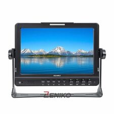"Feelworld FW1018S 10.1"" IPS 3G-SDI HDMI Camera Video Full Field Monitor"