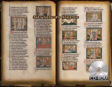 Der naturen bloeme - The Flower of Nature Date Created 1340 - 1350 Ad Manuscript