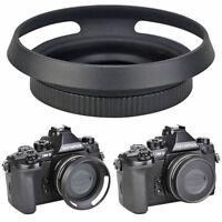 Auto Lens Cap Lens Hood for Panasonic Lumix G Vario 12-32mm f/3.5-5.6 ASPH Lens