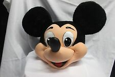 Brand new Mickey Mouse mascot head only/Halloween Special